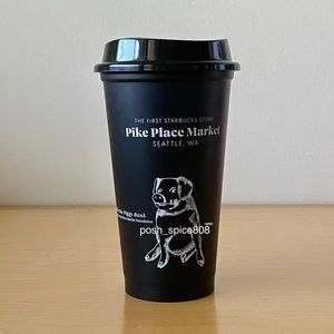 STARBUCKS Pike Place Hot Cup - Dog